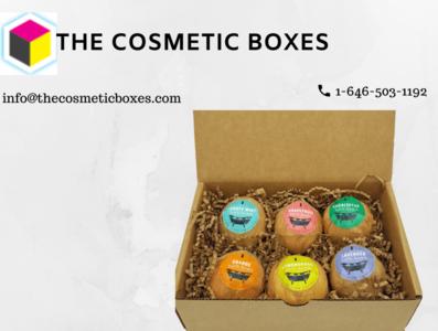 Bath Bomb Boxes bath bomb printed custom boxes