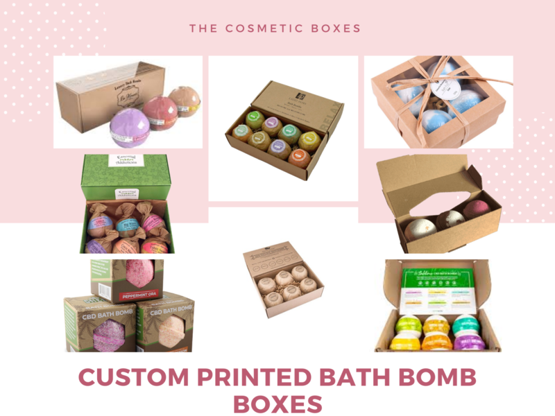 bath bomb boxes packaging design printed packaging boxes custom
