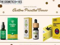 Hemp boxes custom hemp oil packaging hemp boxes