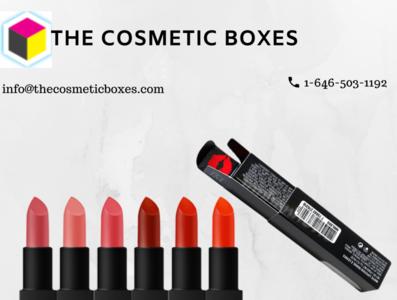 lipstick boxes custom logo custom lipstick boxes