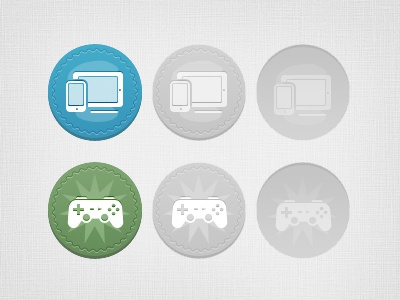 Badges badges icons