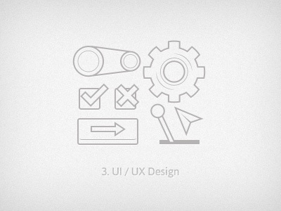 Ux Ui Design ui ux icon illustration tools