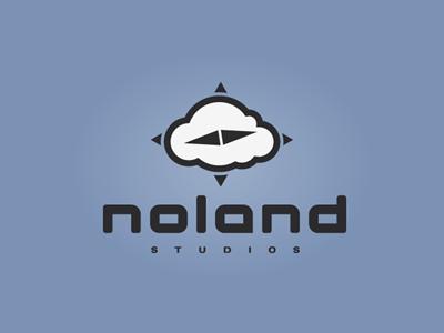 Noland Studios Logo logo noland cloud