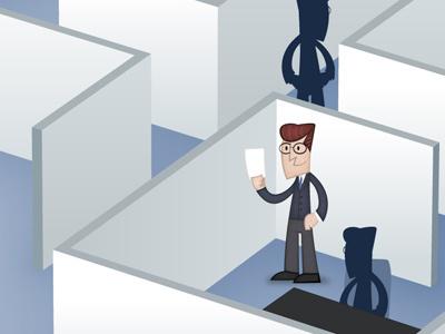 Office - Character Exploration character illustration cartoon