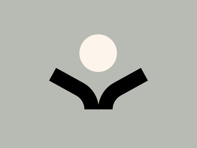 'Global Learning' marks identity icon open logos student teacher education identity system iconography logomark open arms global branding design identity design branding learning open book logo