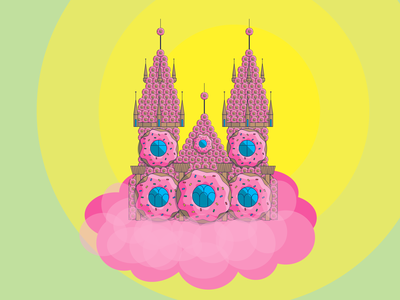Donut Castle