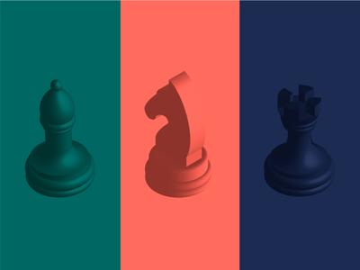 monochrome chess