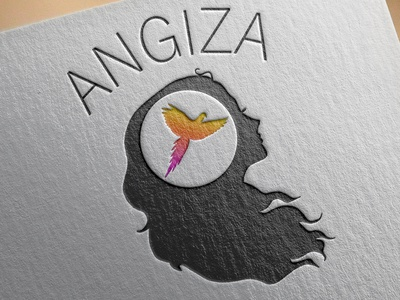 Logo Design | Angiza Foundation