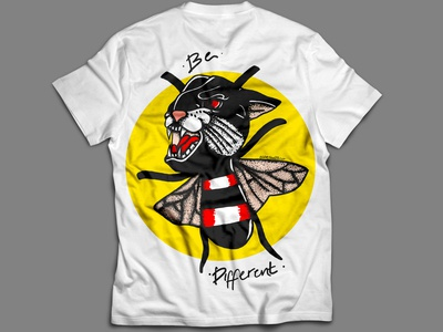 T-Shirt Design | Be Different