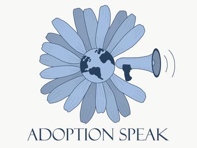 Logo Design | Adoption Speak
