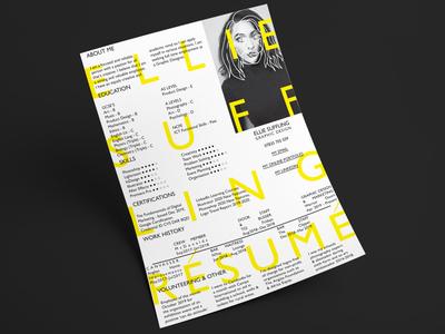 Personal Branding | CV