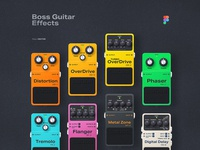 Guitar Effects Made In Figma [for you for free 🎸]