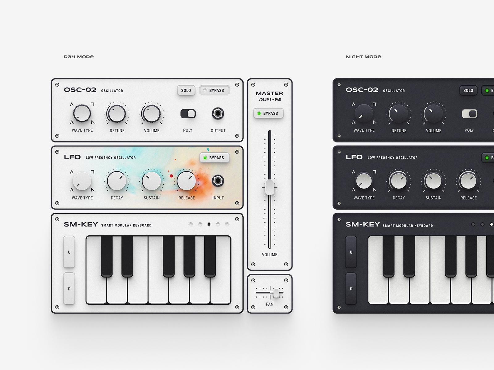 Modular Synth 🎹 vol. II