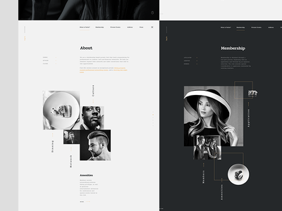 _About line flat style minimal monochromatic black and white white black quick preview shot sneak peek