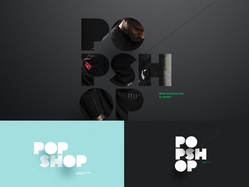 PopLogo (custom)
