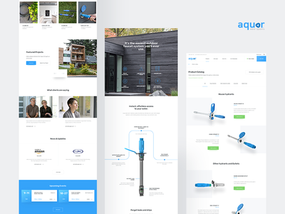 Aquor Outdoor Water Systems