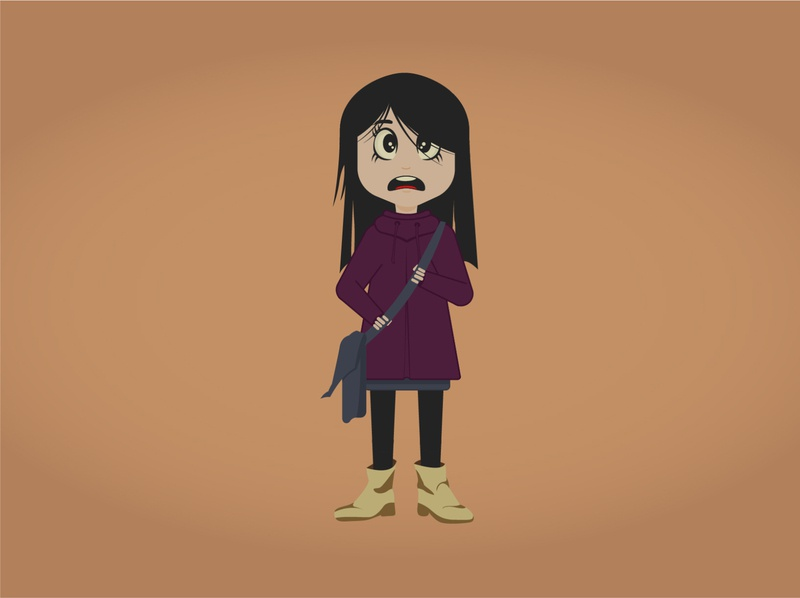 Character for video game