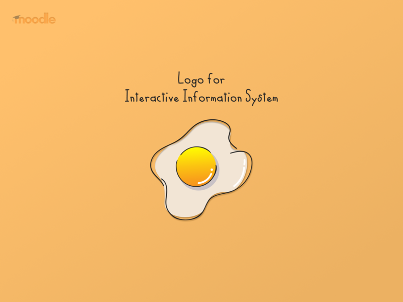 Fried eggs logo