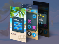 Tic Tak Toe ios game