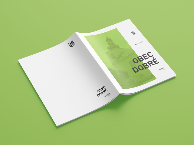 Brochure  envelope
