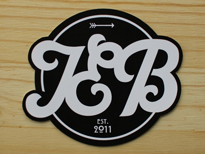 JEB Logo logo band typography