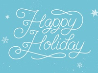 Happy Holiday Script