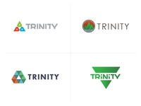 trinity logo exploration 5 by pm collective dribbble