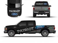 Patriot Wrap 04