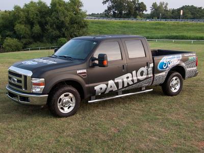 Patriot Wrap 05