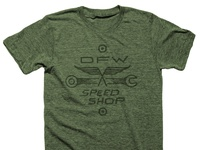 DFW Speed Shop Shirt 2