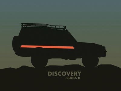 Discovery Series II Illustration