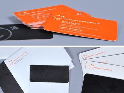 IC Business Cards & Stationery