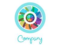 Concept logo & typeface