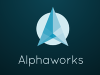 Alphaworks on black
