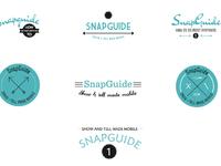 Snapguide logo options