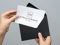 Eriksson & Robach Logotype