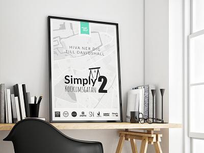 Simply Kockumsgatan 2 Poster poster