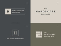 hardscape exchange logo