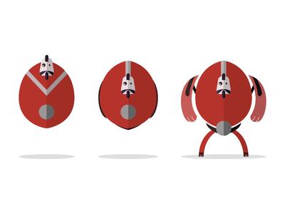 Character Design character minimal abstract imaginary illustration