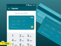Creditcard Dailyui 002 Payment Concept