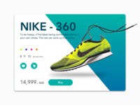 Ecommerce Concept for #Dailyui challenge #12