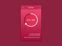 Countdown Timer #dailyui #014