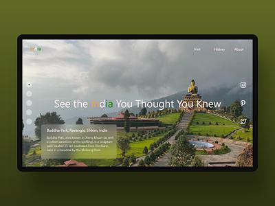 Daily UI 120 ui  ux uidesigner india uidesign uxdesign uiux website minimal xd flat landingpage web ui design