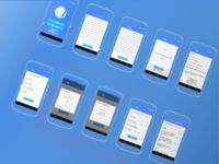 HealthCare App (Android Material Design)