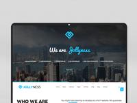 Jollyness - HTML Design