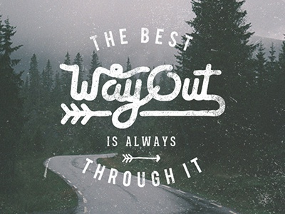 Way out type