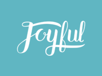 Joyful Lettering