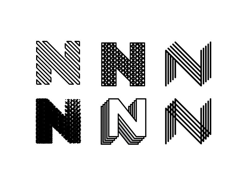 Nth MFG - Mark Exploration logo wordmark 3d printing lasers