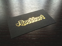 Rockhart Business Card