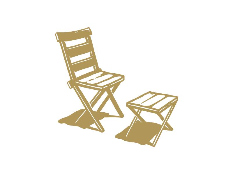Breakside Chair portland illustration logo beer breakside